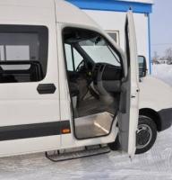Междугородний  автобус Фольксваген Крафтер (Volkswagen Crafter) (19+1) без сдвижной двери