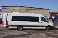 Автобус Фольксваген Крафтер междугородний 224300 (19+0+1)