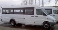 Микроавтобус Mercedes-Benz Sprinter CLASSIC 411 CDI автобус 20+1