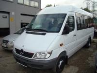 Туристический микроавтобус MERCEDES-BENZ SPRINTER CLASSIC 411 CDI 17+1 мест