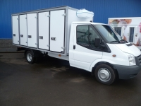 Хлебные фургоны Форд Транзит 350 EF