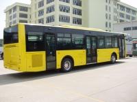 Городской автобус полунизкопольный Golden Dragon XML6125CR