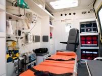 Скорая медицинская помощь класса С АСМП Форд Транзит