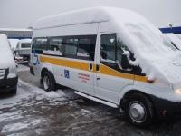Микровтобус для инвалидов Форд Транзит база 460EF 2227SD