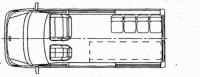 Форд Транзит катафалк 310 LWB база 22273G