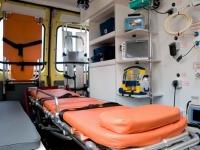 Скорая медицинская помощь класса В Ford Transit