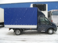 Автомобиль тентованный Ford Transit 350 MWB