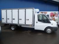 Форд Транзит хлебный фургон 470 EF
