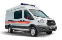 Санитарный микроавтобус Форд Транзит 2227MC 350 LWB